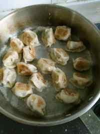简单的煎饺