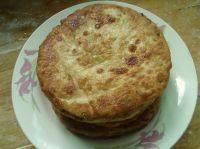 易做的蔥花餅