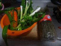 鲜嫩的羊肉粉丝锅的做法图解五