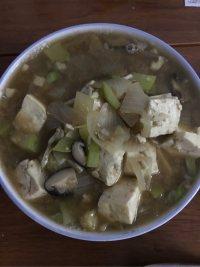 美味的大酱汤