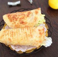 美味的鸡蛋灌饼