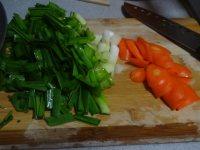 鲜嫩的羊肉粉丝锅的做法图解六