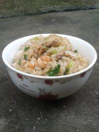 美味的糯米饭