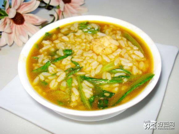 小龙虾汤泡饭