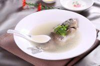 滋补的鲤鱼汤