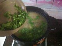 杂蔬板鸭藜麦粥的做法图解十一