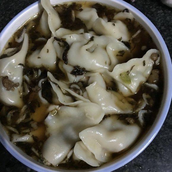 DIY饺子