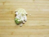 杏鲍菇肉酱面的做法图解四