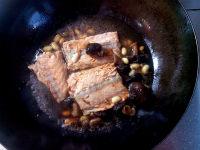 美味的三文鱼排炖黄豆的做法图解七