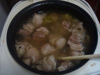 鲜嫩的羊肉粉丝锅的做法图解四