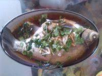 美味的清蒸武昌鱼