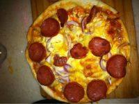 比萨的做法图解十三