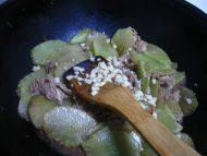 莴笋肉片的做法图解七