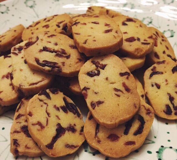 蔓越莓饼干