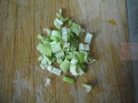 香辣豆豉酱拌面的做法图解二
