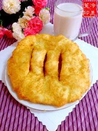 自制炸油饼