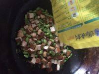 家常豆腐干毛豆炒鸡肉丁的做法图解十