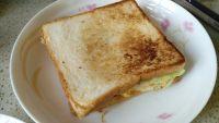 自制三明治的做法图解十