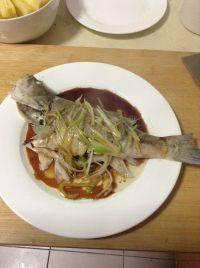 #营养美食#清蒸鲈鱼