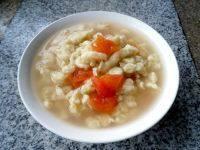 自制鸡蛋番茄疙瘩汤的做法图解十一