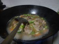 鲜嫩的羊肉粉丝锅的做法图解十一
