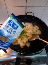 家常菜冬瓜炒肉