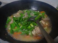 鲜嫩的羊肉粉丝锅的做法图解十四
