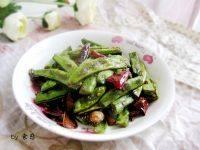 #爱美食#干煸四季豆