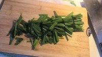 简单清炒韭菜土豆丝的做法图解三