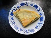 #爱美食#葱香千层饼