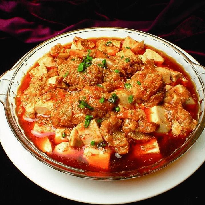 家庭版麻婆豆腐