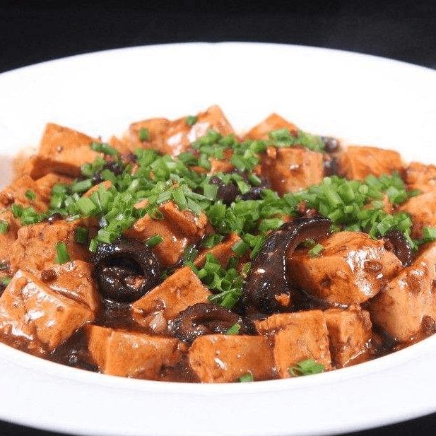 海参烩豆腐