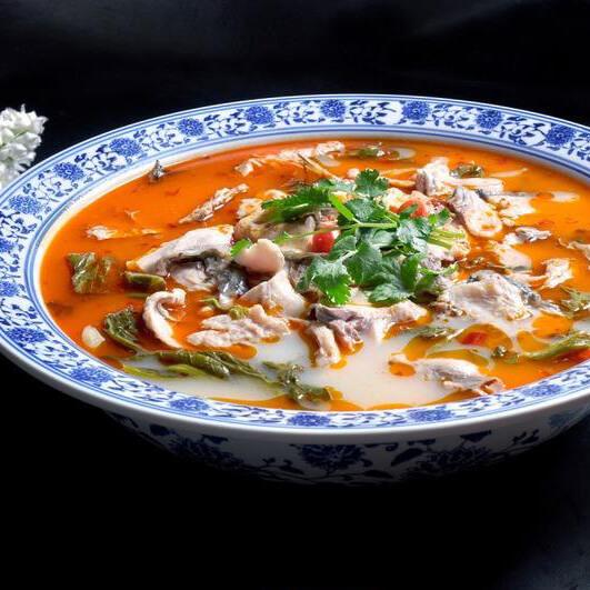 可口石鲷酸菜鱼