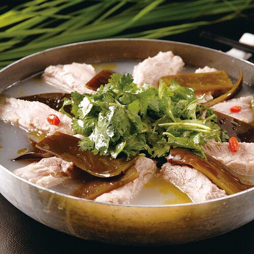 美味胡萝卜海带炖排骨