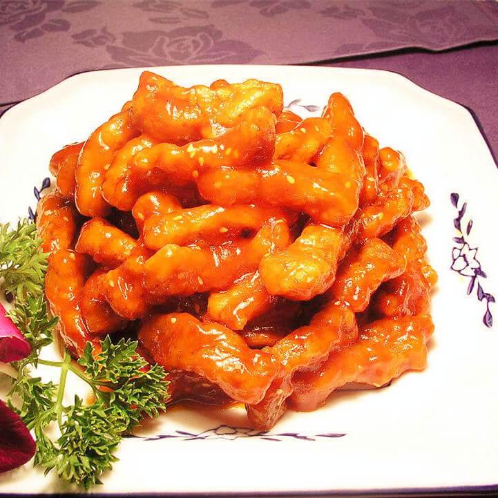 好吃的潮汕特色之糖炒番薯芋