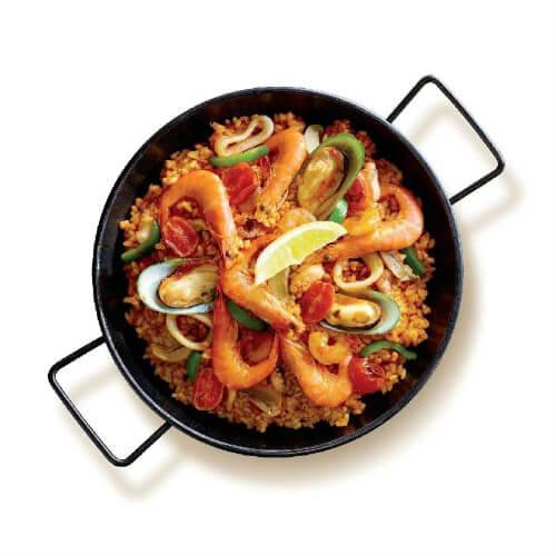 好吃的西班牙海鲜饭