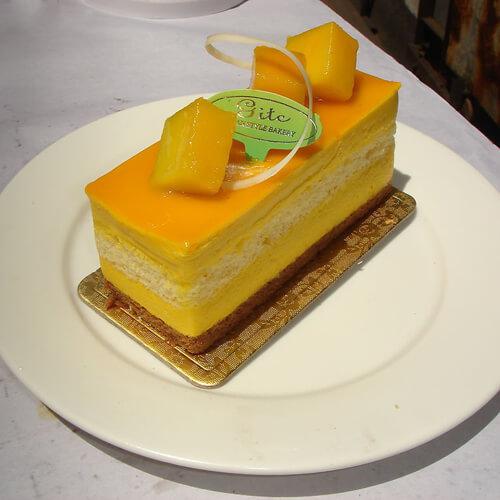 美味奶酪炼乳蛋糕#妙搭新