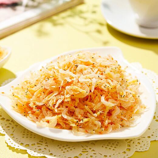 好吃的黃金蝦米包菜