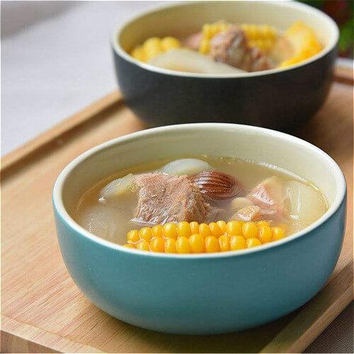 好喝的椰子玉米排骨汤