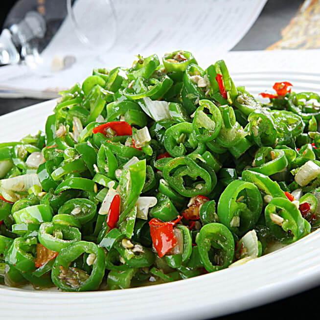 好吃的家常菜椒