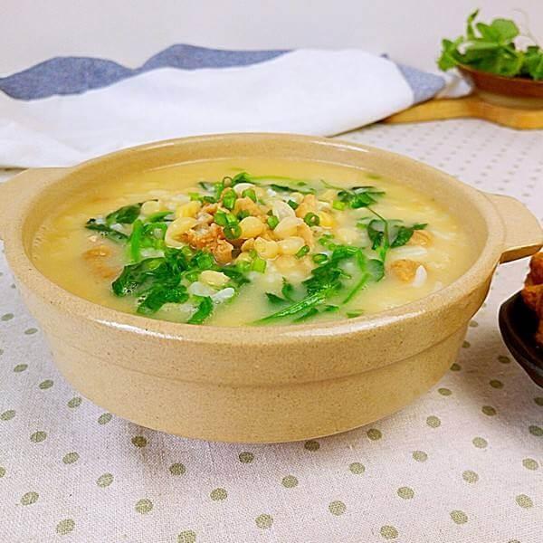好喝的杂豆汤