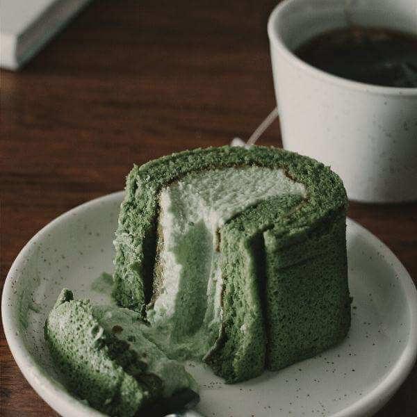 美味抹茶香蕉雪糕