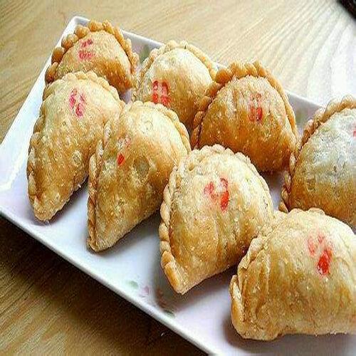 美味武汉小吃之酥饺