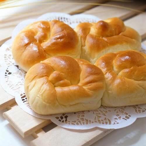 好吃的低油低糖老式面包