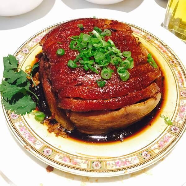 电压力锅版梅菜扣肉