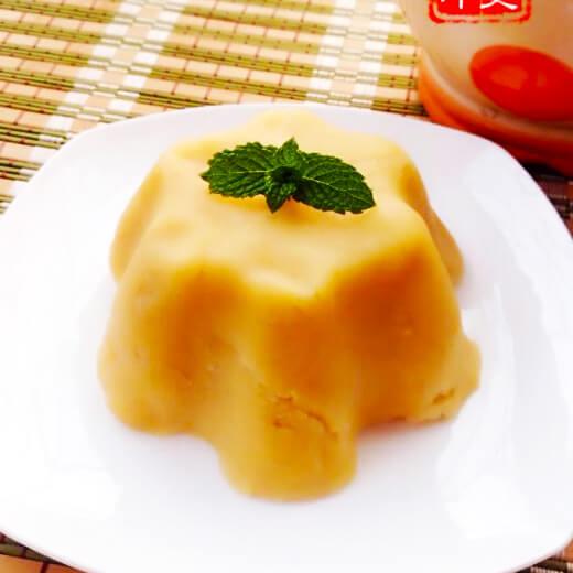美味的自制白芸豆馅