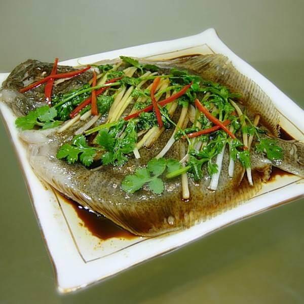 營養的枸杞木耳蒸多寶魚
