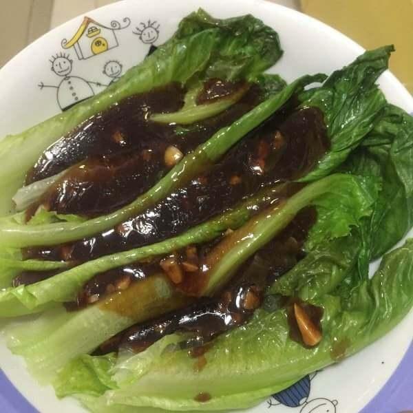 美味西红柿卷心菜