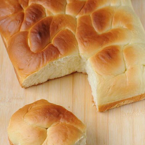 怀旧的低油低糖老式面包