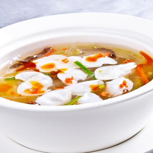 好吃的辣番茄斑魚湯